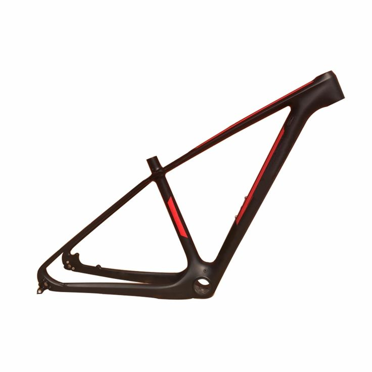417.30$  Watch here - Customization brand new MTB carbon frame 29er 3k mountain bikes frame 17.5'' 19'' bicicletas mountain bike 29 ems free shipping  #buyonlinewebsite