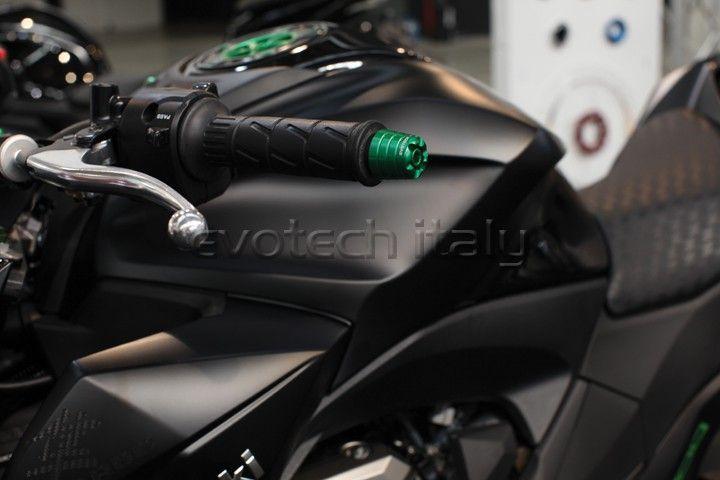 #contrappesi manubrio #Kawasaki Z800