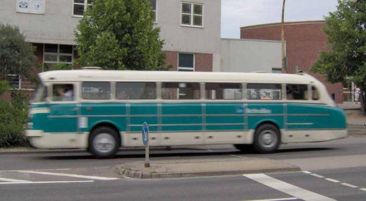 Greek Ikarus Bus