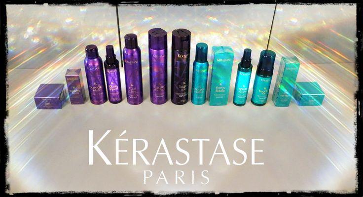 Il restyling dei prodotti Kérastase #hair #capelli http://www.goranviler.com