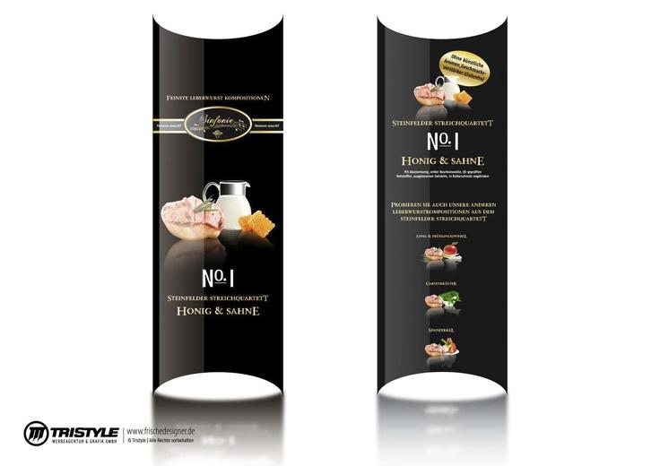 packaging design for Leberwurst
