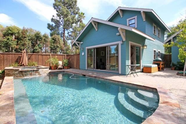 Most Wish Listed San Diego Airbnb Rentals 10news Com News Swimming Pool House Airbnb Rentals Pool House