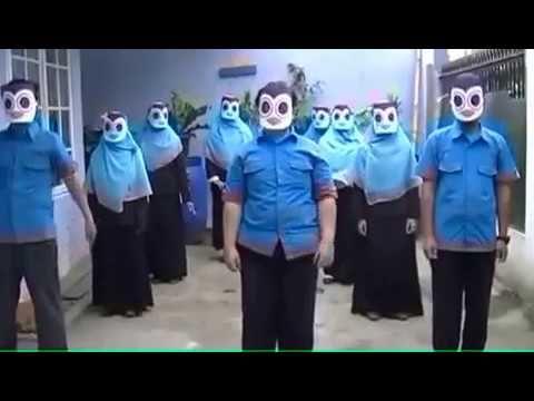 Senam Penguin / Penguin Dance tutorial