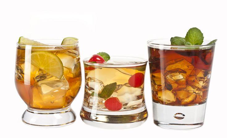 Los 5 mejores tragos con whisky