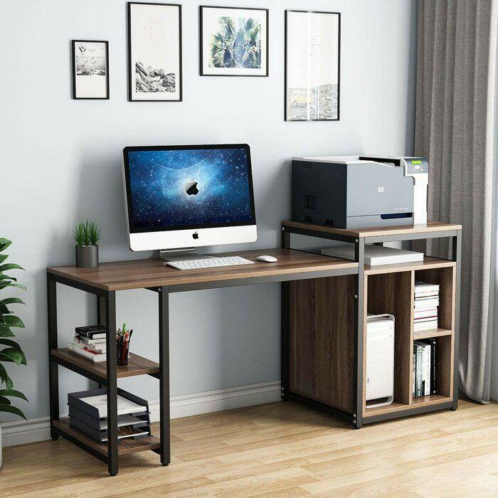 Fantastic Jarboe Computer Desk Wishlist In 2019 Home Office Complete Home Design Collection Papxelindsey Bellcom