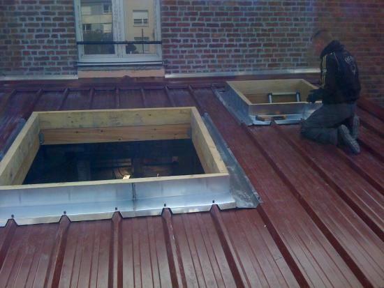 les 25 meilleures id es de la cat gorie toit bac acier sur pinterest toiture en acier toiture. Black Bedroom Furniture Sets. Home Design Ideas