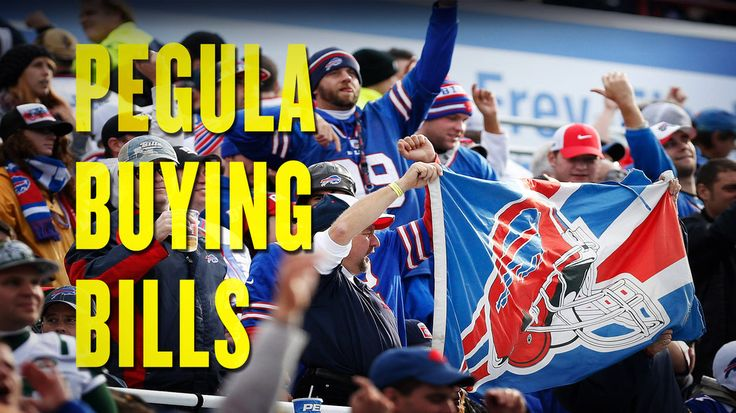 Brian and Matt share their thoughts on the new owners of the Buffalo Bills; Kim and Terry Pegula.