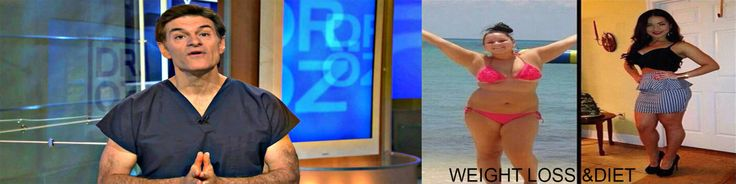 Dr. Oz Weight Loss Diet Plan can Make you Lose 9 Pounds In 2 Weeks Without Exercise - Nephef