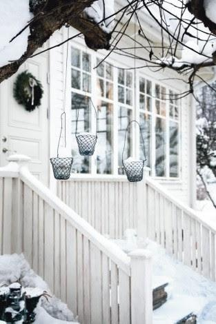 vinter i Sverige ( winter in Sweden)