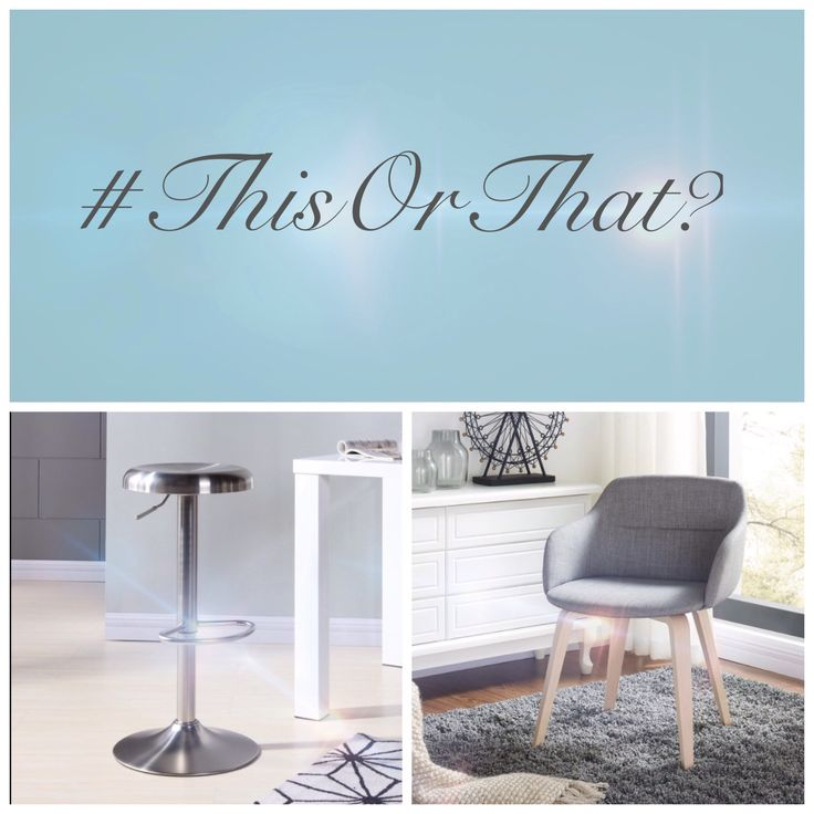 #ThisOrThat - Which one do you need now?