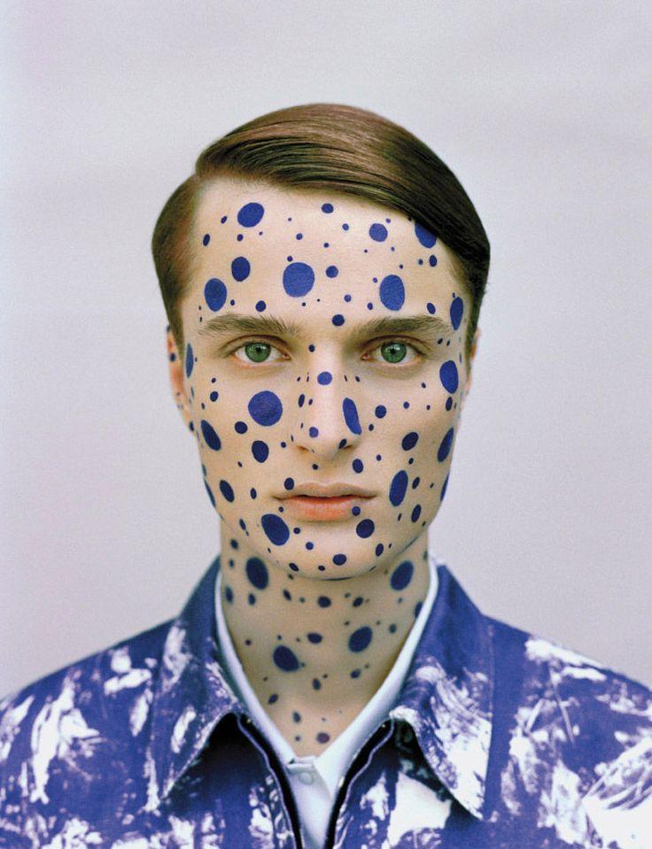 Modernist Pop Art Editorials : Hello Stranger Prestage