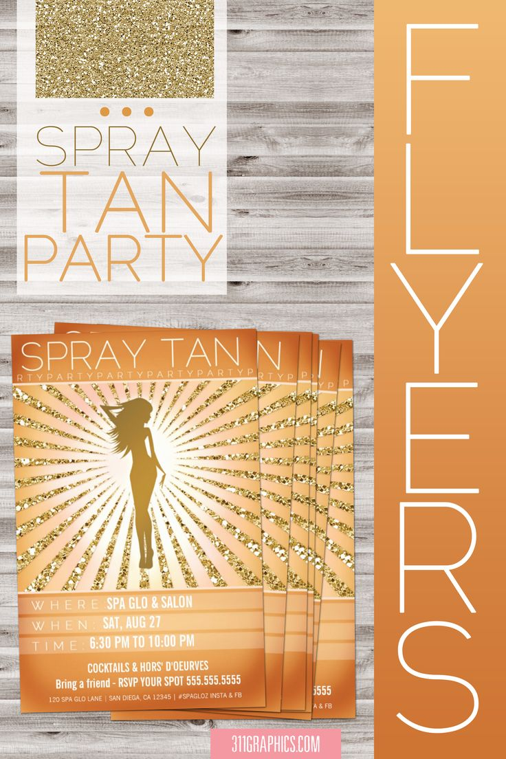 49 best makeup spray tan etc business cards flyers for Salon marketing digital
