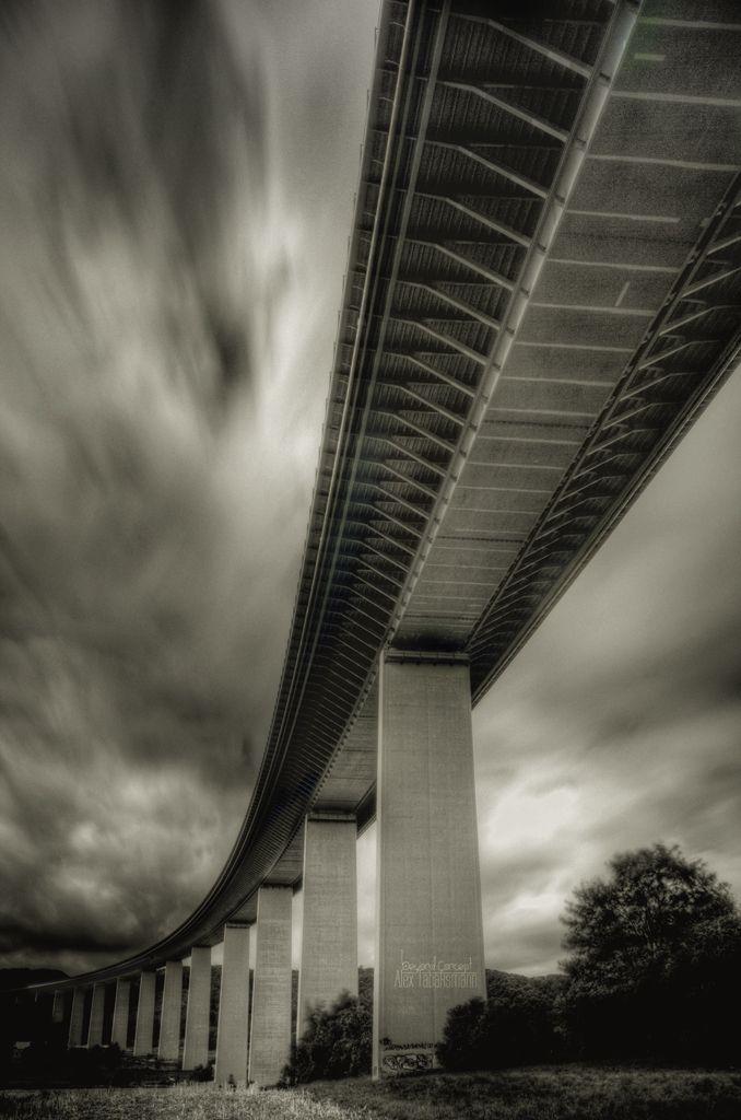 Bridge in Essen - Kettwig