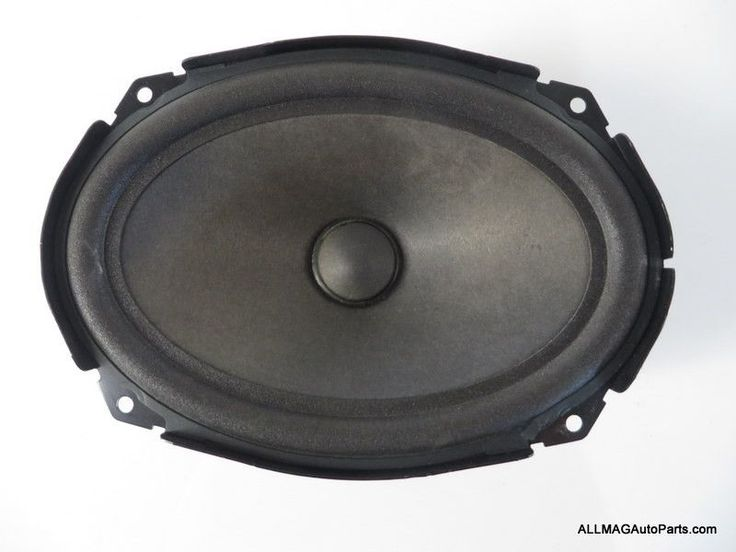 2009-2015 Mini Cooper Rear Harman Kardon Bass Woofer Speaker 35 65139194842