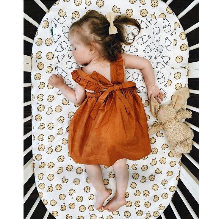 2017 Spring/summer Baby girl dress Super cute toddler infant girls Vest dress with braces clothes robe bebes fille nina