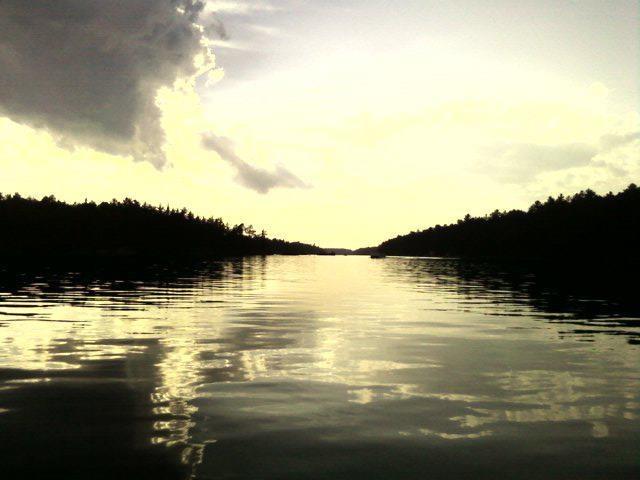 On da Lake