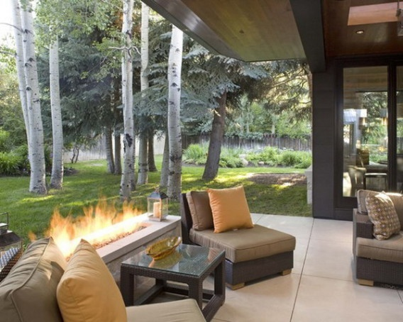 Several Type Of Outdoor Patio Fire Pits Design Image