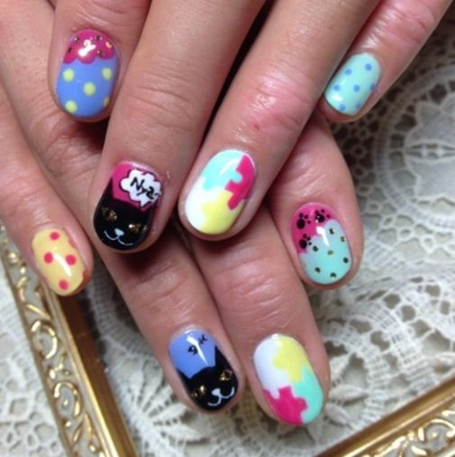 16 best creative nail arts images on pinterest nails art nails creative nail arts nail design ideas 2015 prinsesfo Choice Image