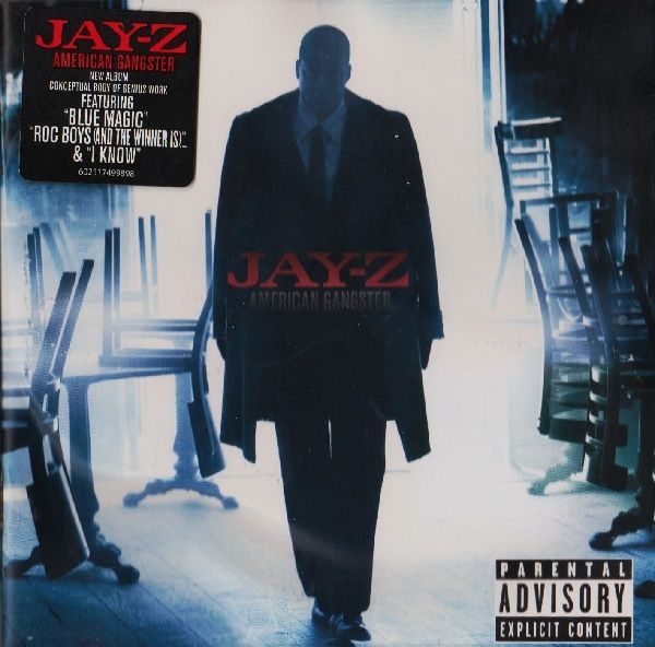 24 best vinyl covers portraits images on pinterest vinyl cover jay z american gangster malvernweather Image collections