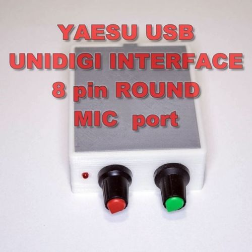 Details about PSK31 Interface + Full CAT For Yaesu FT