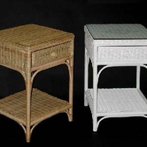 Wicker End Tables wicker side table wicker table and chairs end tables