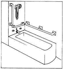 17 Best Ideas About Bathroom Safety On Pinterest Grab Bars Disabled Bathroom And Product Safety