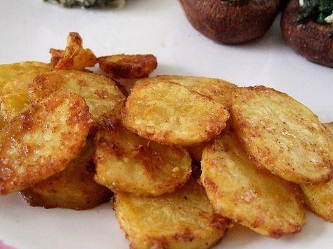 Amerikanische Parmesankartoffeln, im Ofen gebraten, ein sehr leckeres Rezept aus der Kategorie Backen. Bewertungen: 40. Durchschnitt: Ø 4,5.
