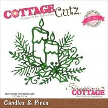 Cottage Cutz - Candles & Pines