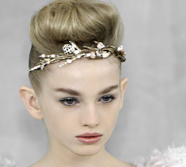 Makeup inspo @ Chanel