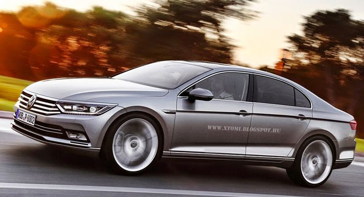 Volkswagen Passat CC 2017 » Los Mejores Autos