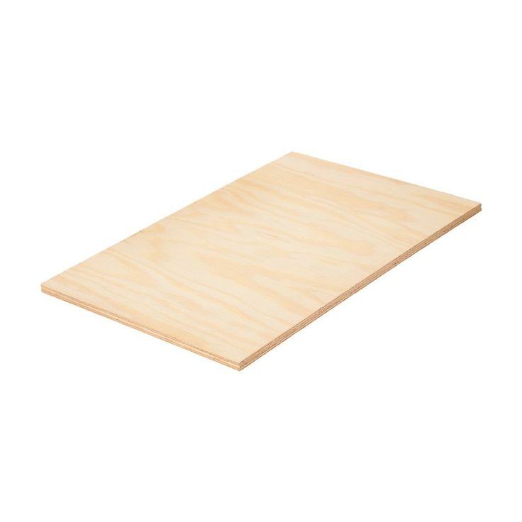ARAUCO FURUPLYWOOD 12MM - Plywood - Skivmaterial - Byggmaterial - Byggvaror