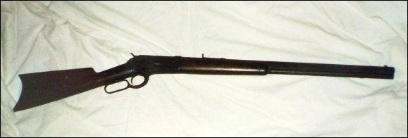 Soapy Smith's Winchester Model 1892 Lever-Action Rifle