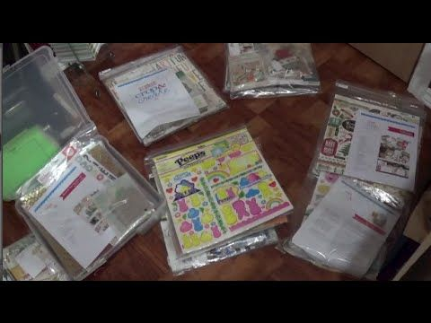 Tracys Treasures: Scrapbooking Kits…Defunkified!!