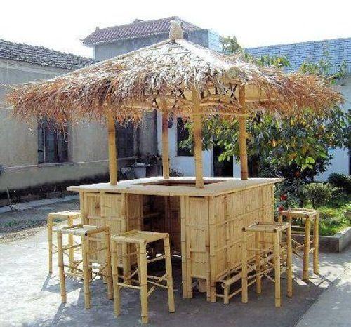 Outdoor Kitchen Tiki Bar: 104 Best Images About Tiki Bar Ideas On Pinterest