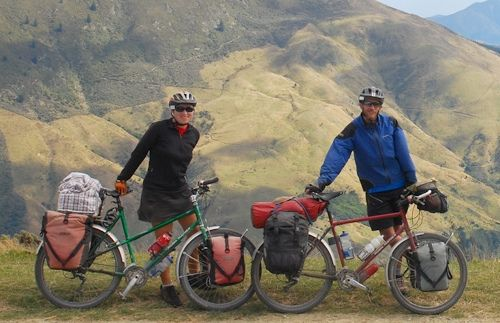 this pair of dedicated bicycle tourists have traveled around the world extensively, as well as compiled tons of great information and resources on their site.  this is a great resource for planning your own bicycle tour.