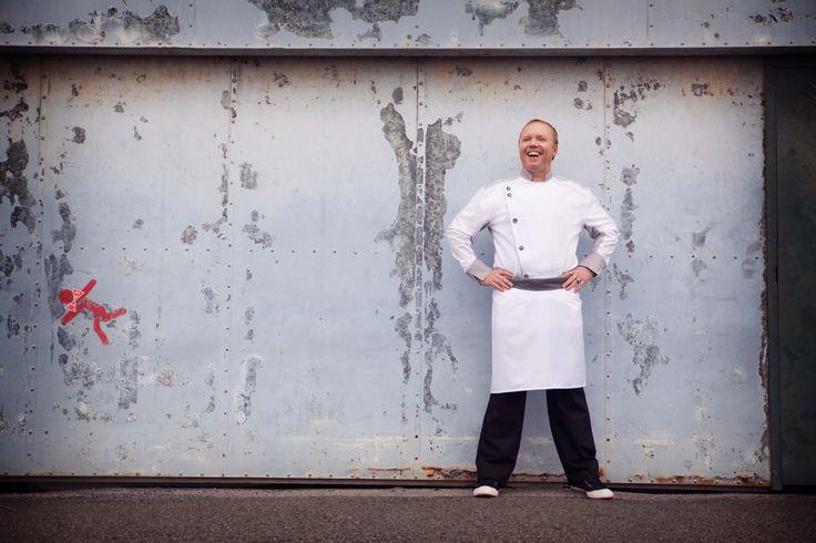Uniformes restaurant - Veste de chef manche longue blanche de la collection Ultra légère!!