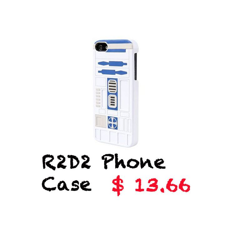 Start calling from a galaxy far far away ;) http://r2d2gadgets.com/r2d2-phone-case/ #r2d2 #phone #case #starwars #star wars