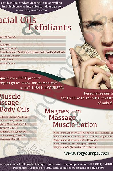 The 25+ best Spa brochure ideas on Pinterest Beauty brochure - spa brochure