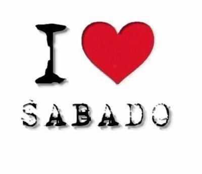 i love sabado