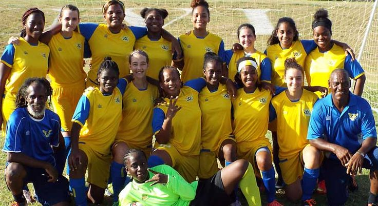 Soccer – Virgin Islands Olympic Committee