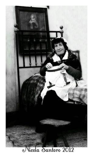 Italian Vintage Photographs ~ #Italy #Italian #vintage #photographs ~ Antiche tradizioni