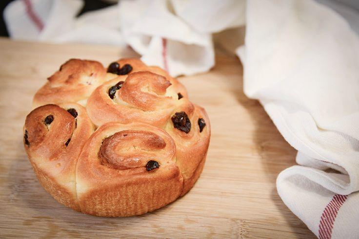 什麼果乾麵包