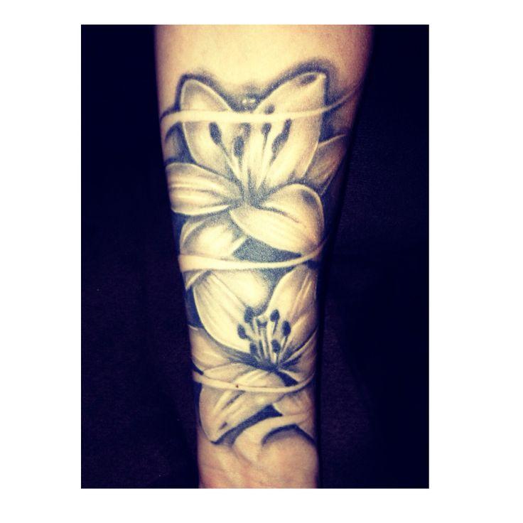 Mon tattoo || Fleur de lys <3