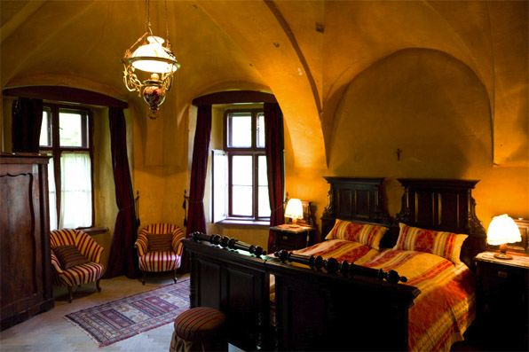 The most beautiful guest houses Romania