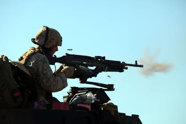 My Marine Corps birthday message: An Ode to the the M240 machine gun.