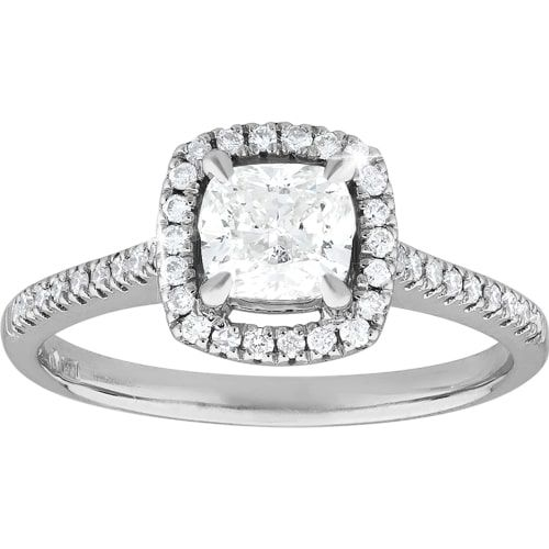 1.04ct Diamond Ring in 18ct White Gold