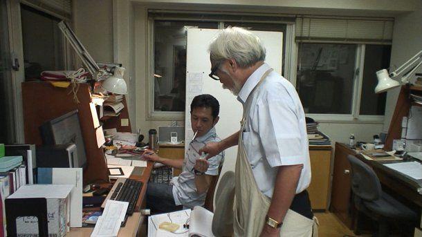 고독한별의 순수한♥망상★놀이터 : 미야자키 하야오 & 미야자키 고로 부자의 NHK 다큐멘터리 블루레이 발매