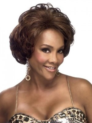 African American Human Hair Wigs | Home > Wigs > African American Wigs > 100% Human Hair Chin Length ...