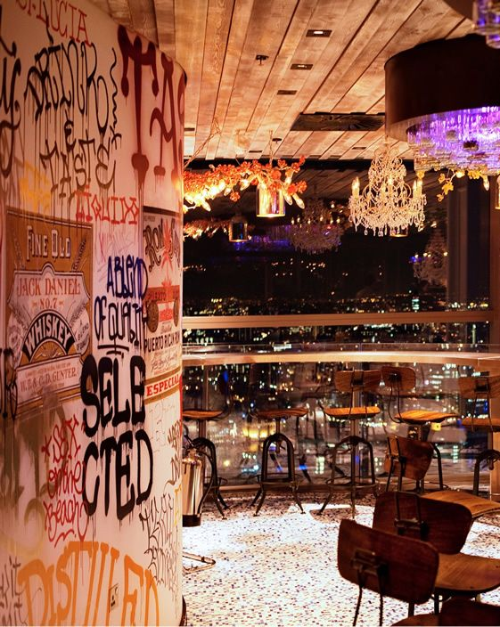 Top end dining in the capital, 24/7...  http://www.we-heart.com/2012/09/18/duck-waffle-london/