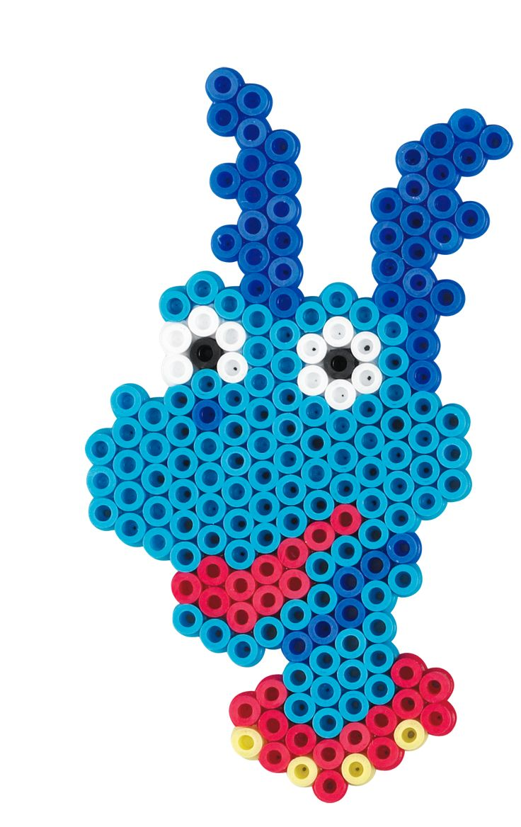 Stuffy - Disney Doc McStuffins Gift Set Hama Beads 7956